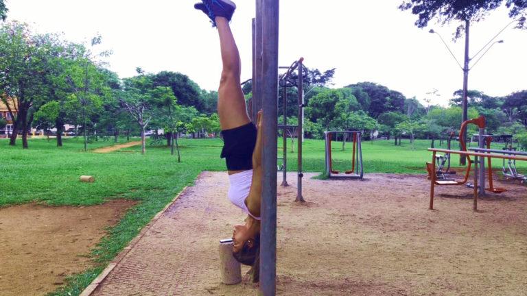 11 ideias para você treinar ao ar livre